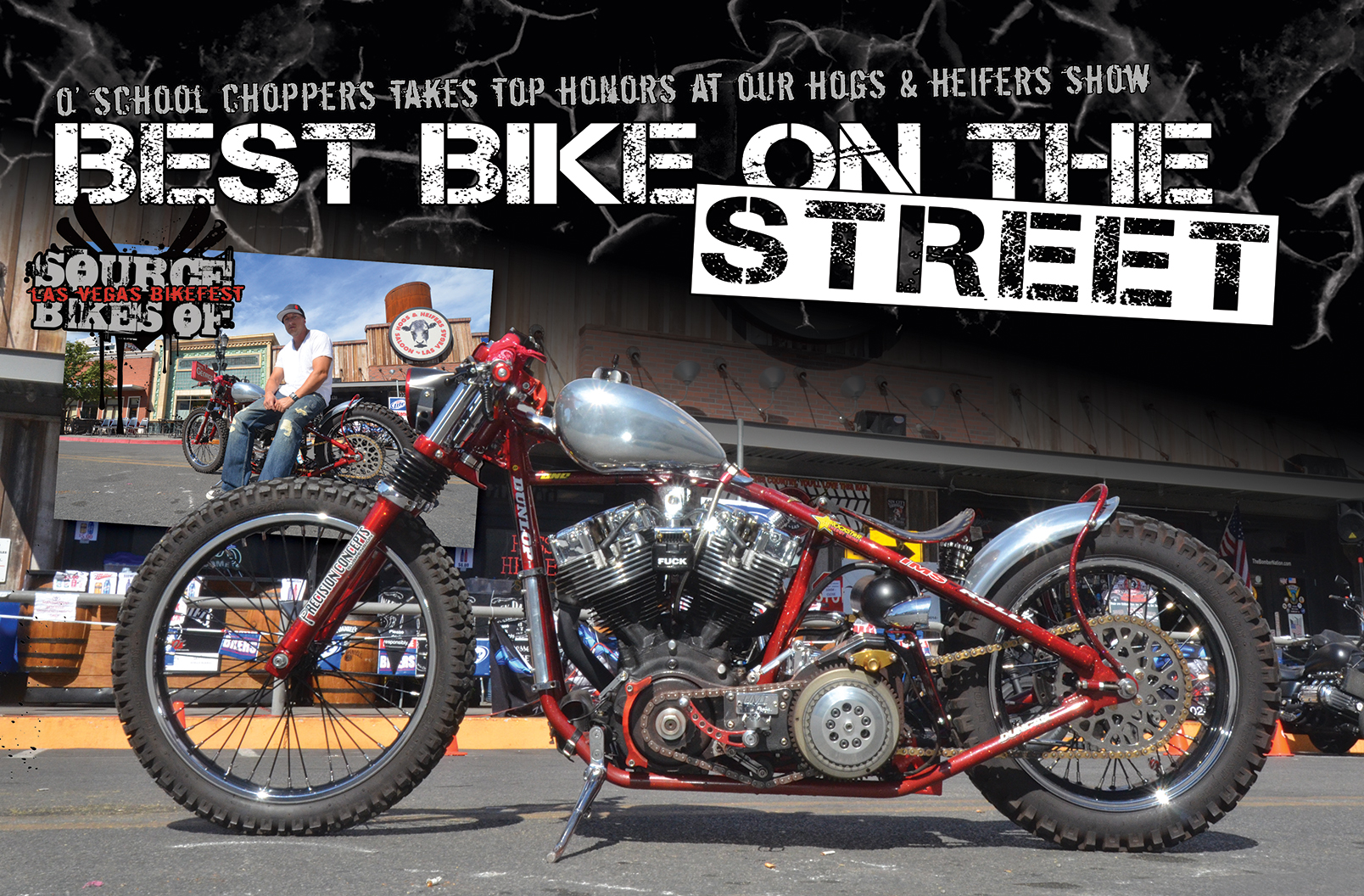 best bike on the street - the cycle source magazine world report