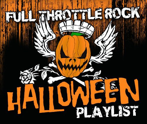 The ULTIMATE HALLOWEEN Playlist From Full Throttle Rock