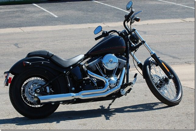 2012 Softail Fat Cat 2-1