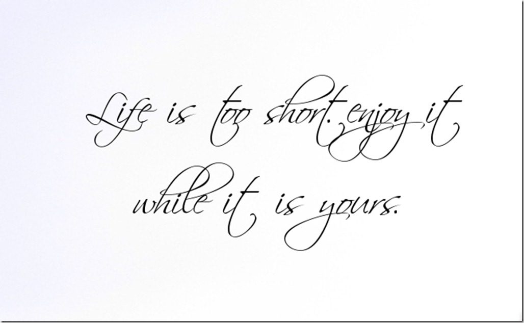 life_quotes_life_is_too_short_