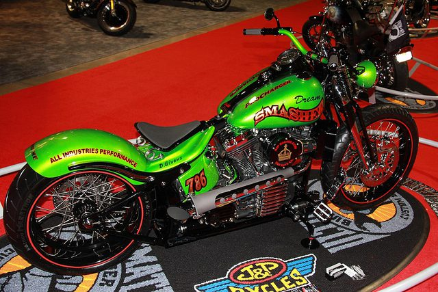 Ultimate Builder is produced by Biker Pros