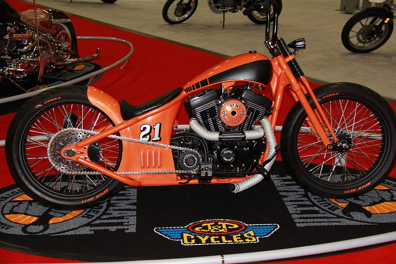 DC Results: 2013 Ultimate Builder Custom Bike Show - The