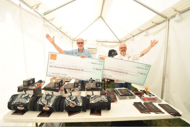 Over $30,000 Awarded in Cash and Prizes