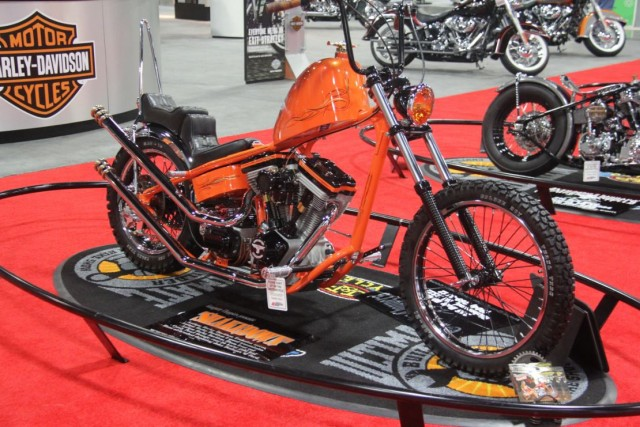FreeStyle Winning Custom Bike