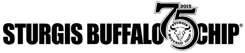 Buffalo Chip 75th Logo