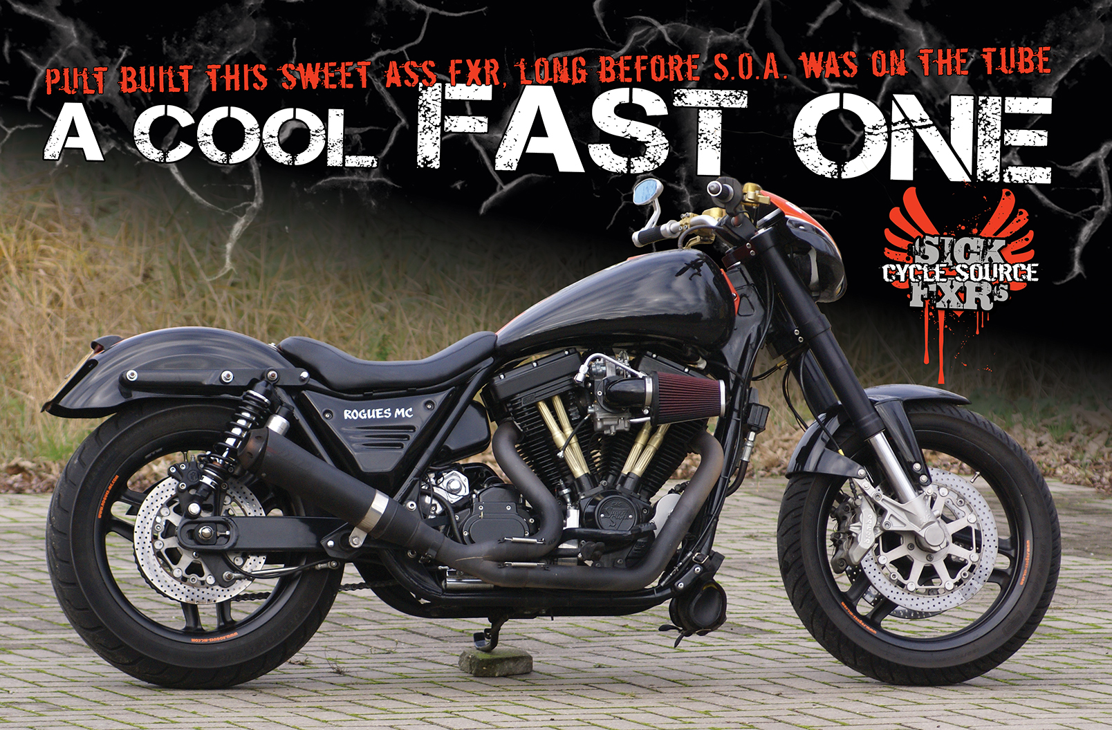 A Cool Fast One - FXR Built Before There Was SOA - The Cycle