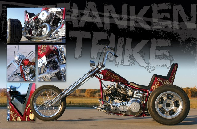 Frankenstein's Trike - The Cycle Source Magazine World Report