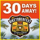 DAYTONA BEACH 26TH ANNUAL BIKETOBERFEST® RALLY- OCTOBER 18-21, 2018