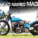 Panhead Named Maggie