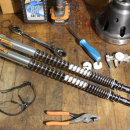 Suspension Technologies Introduces Dual Monotube Fork Cartridge Kits for Harley Touring Bikes