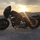 Bonneville Motorcycle Speed Trials 2018