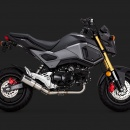 Vance & Hines Hi-Output Hooligan Exhaust for your Grom!