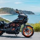 Laidlaw's Harley-Davidson Takes Battle of the Kings Glory