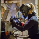 Weld Like A Girl: A Millennial Woman's Success In A Man's World