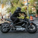 Harley-Davidson LiveWire Electric Motorcycles Finish 15,000 km Trip