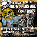 The Year in Review Issue Is Out Now!