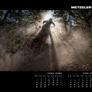 "The 2020 METZELER Calendar, Titled ""METZELER EXTREME"", Pays Tribute to the Heroes of Extreme Enduro Competition"