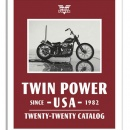 Twin Power Drops New 116-page V-twin Parts Catalog