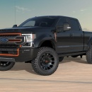 HARLEY-DAVIDSON™ BRANDED F-250 EDITION TRUCK INTRODUCED