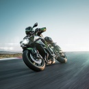 Pirelli DIABLO ROSSO™ III Chosen as Original Equipment for the New Hypernaked Kawasaki Z H2