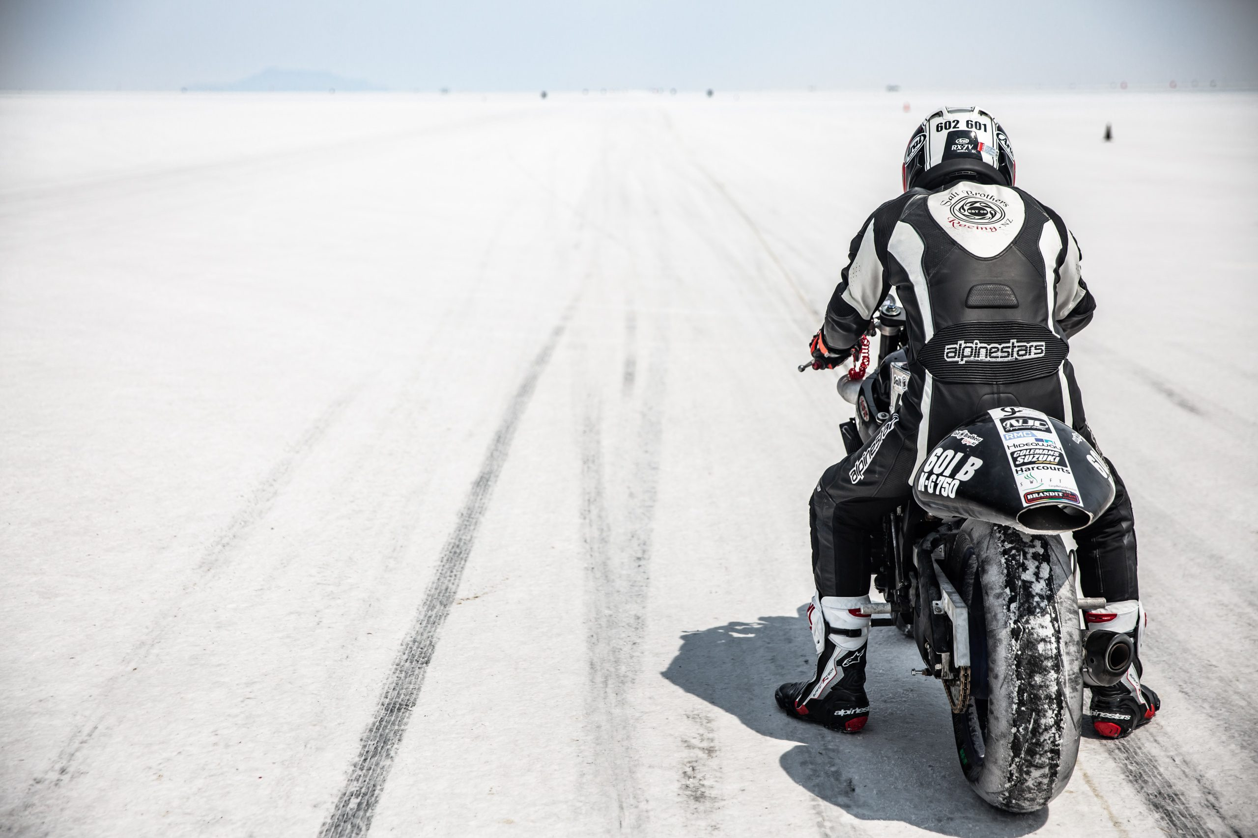 Bonneville Speed Week 2018 The Cycle Source Magazine World Report